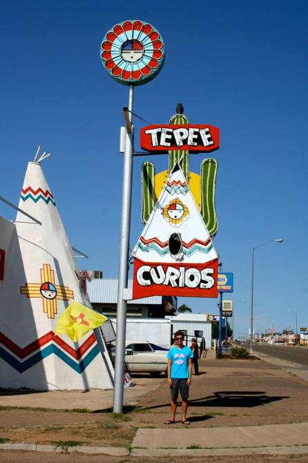 Tepee-Curious