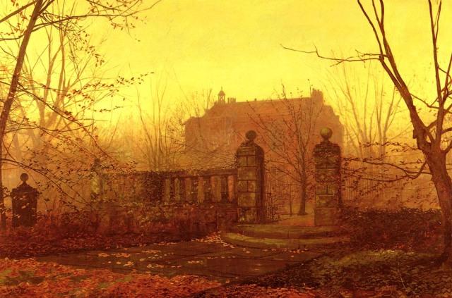 John+Atkinson+Grimshaw+Autumn+Morning.